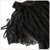 9983款 黑色  新款欧美风长黑裙显瘦蛋糕公主裙大码晚礼服长款女裙